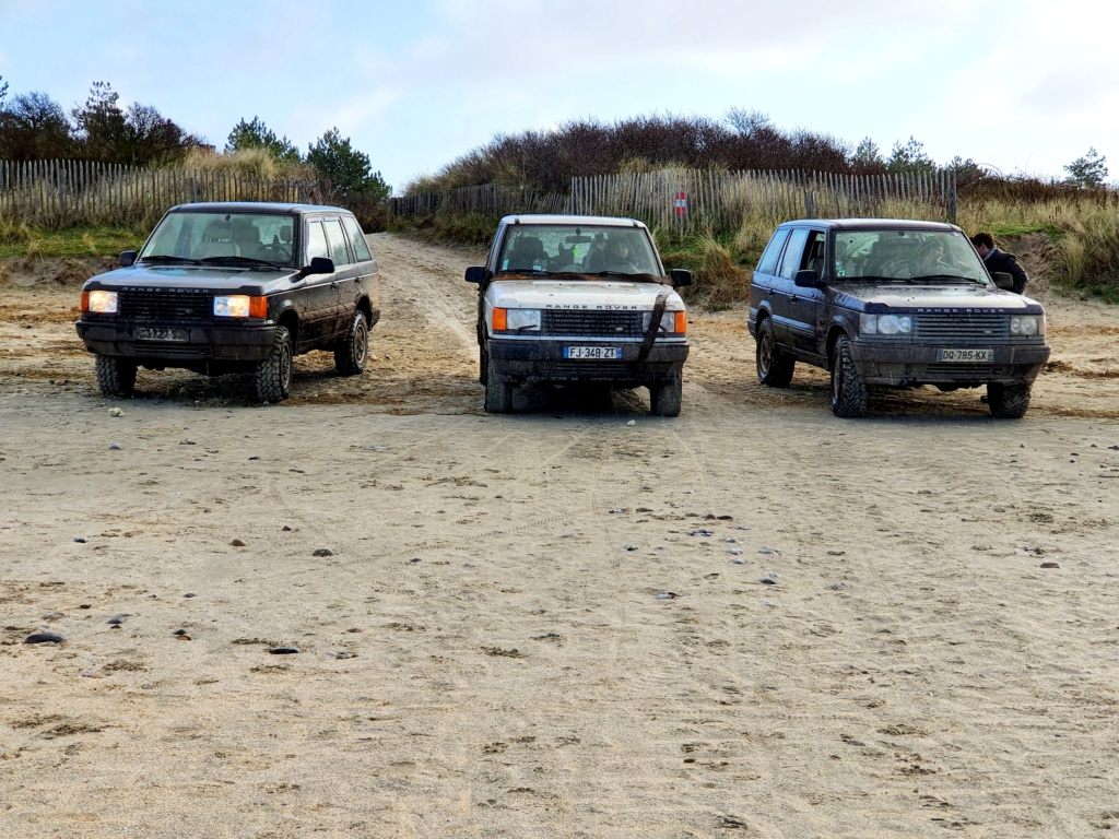 Retour photos de la rando 4x4 en baie de Somme  20200129