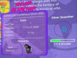 Recompensas Atom Universe Silver10