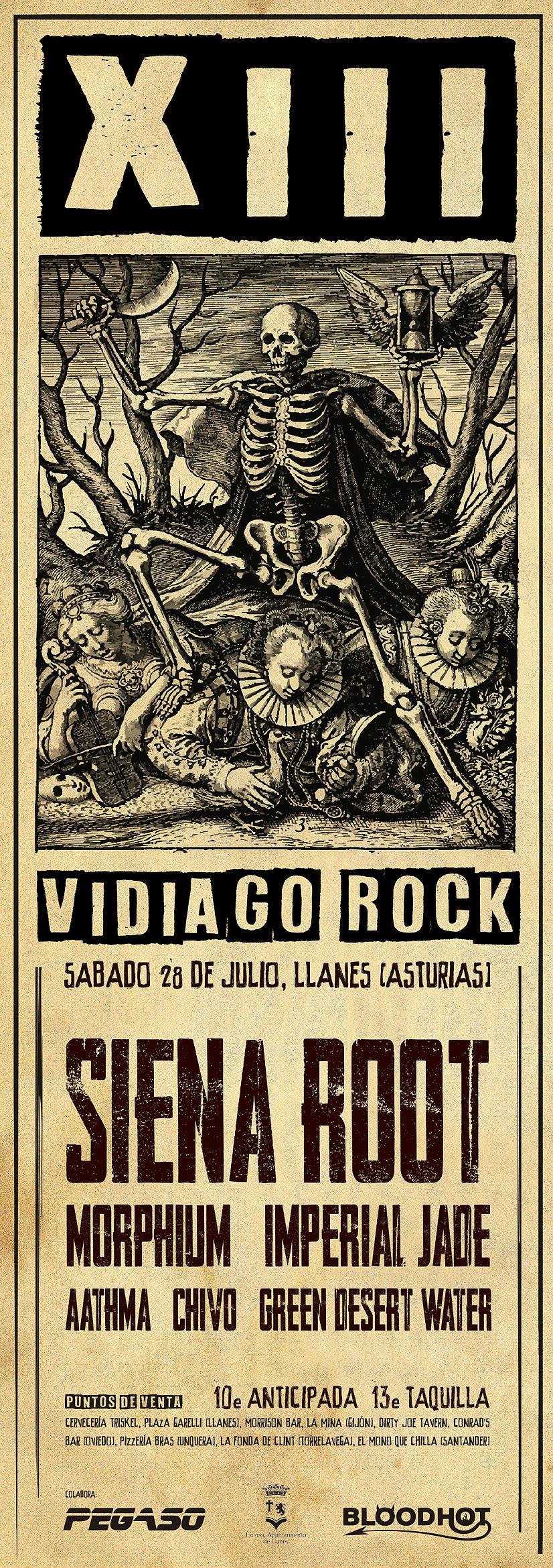 Festival Vidiago Rock XIII - 28 de Julio - Llanes (Asturias) Fvr_xi10