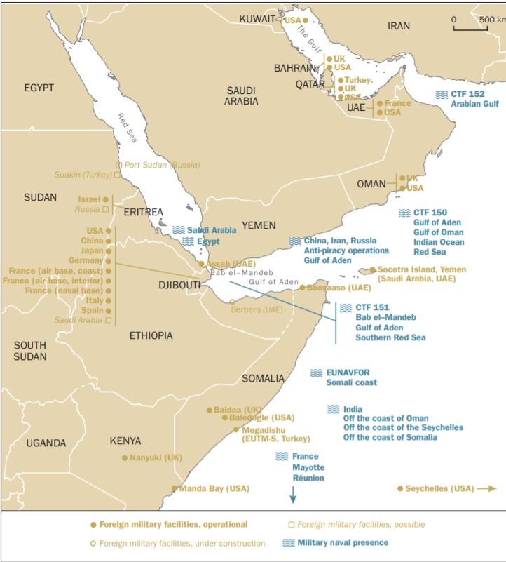 """تقرير معهد """"ستوكهولم"""" لأبحاث السلام الدولي: الأمن المائي والحوكمة في القرن الأفريقي 111"""
