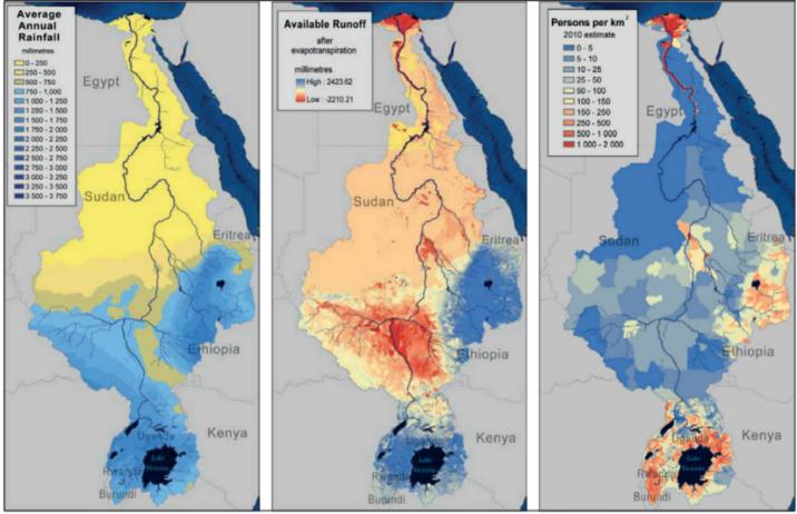 """تقرير معهد """"ستوكهولم"""" لأبحاث السلام الدولي: الأمن المائي والحوكمة في القرن الأفريقي 311"""