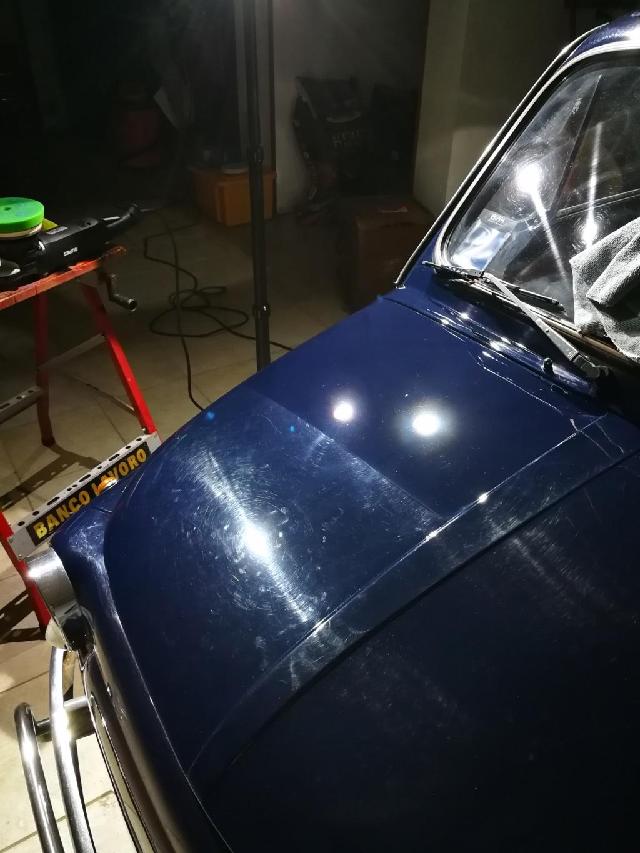 il mio garage per la mia passione - Pagina 16 Img_2259