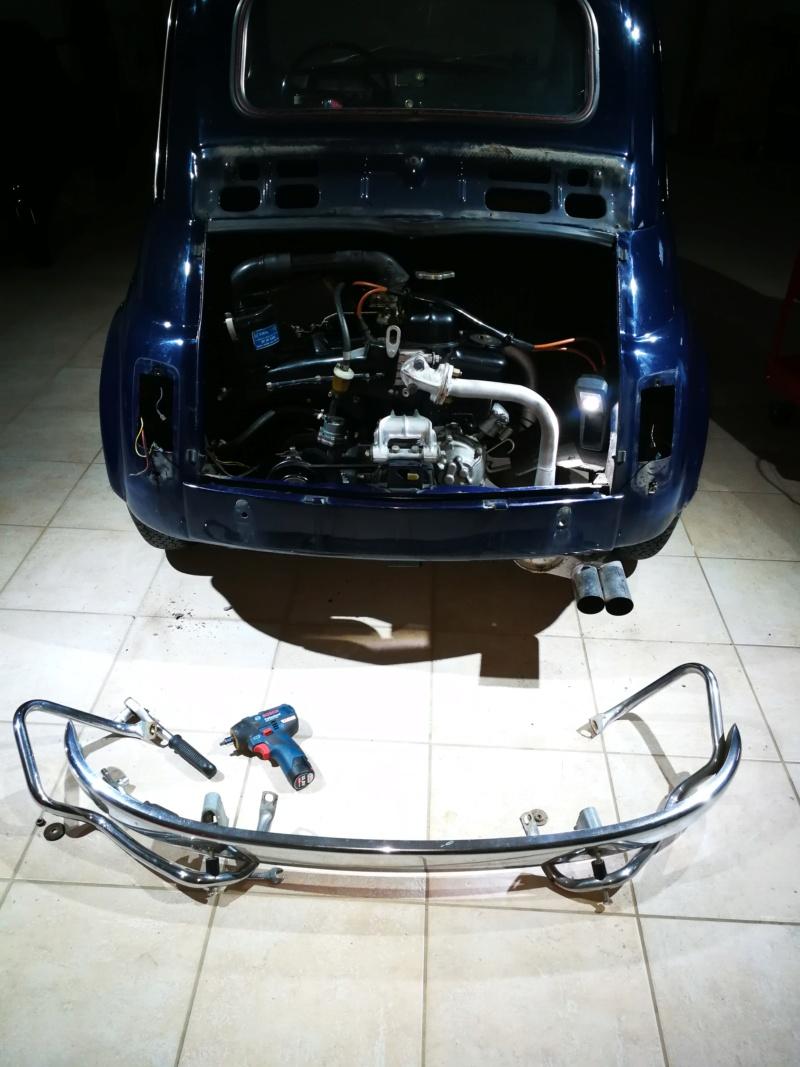 il mio garage per la mia passione - Pagina 17 Img_2269