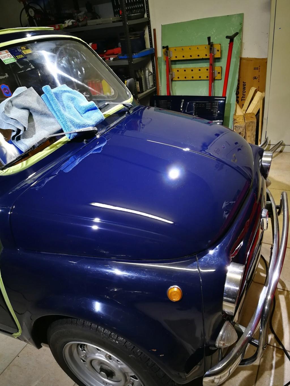 il mio garage per la mia passione - Pagina 17 Img_2289
