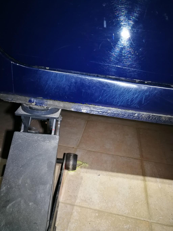 il mio garage per la mia passione - Pagina 17 Img_2300