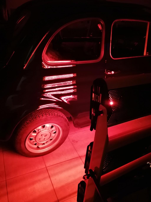 il mio garage per la mia passione - Pagina 18 Img_2324
