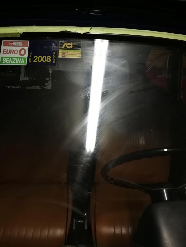 Test Ceriglass + tampone Rayon + ERO600 Img_2337