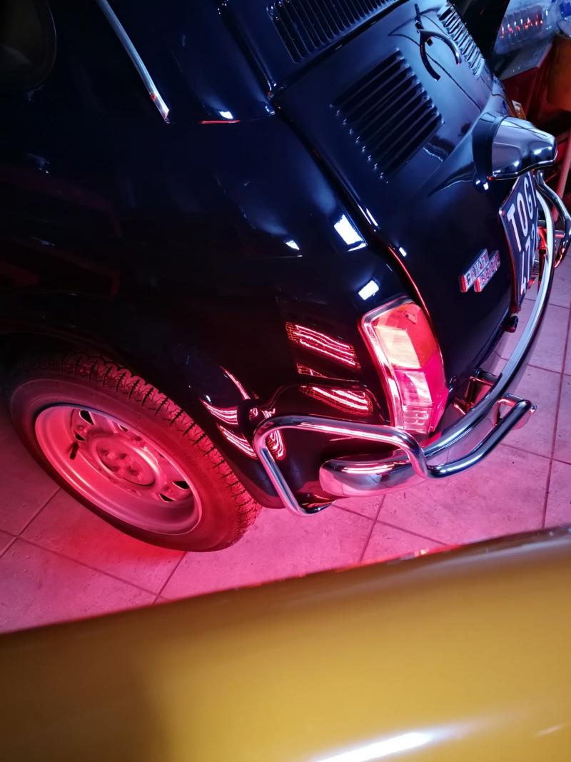 il mio garage per la mia passione - Pagina 18 Img_2359