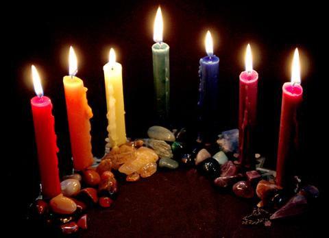 Личная свеча для защиты и удачи  Poktsz10