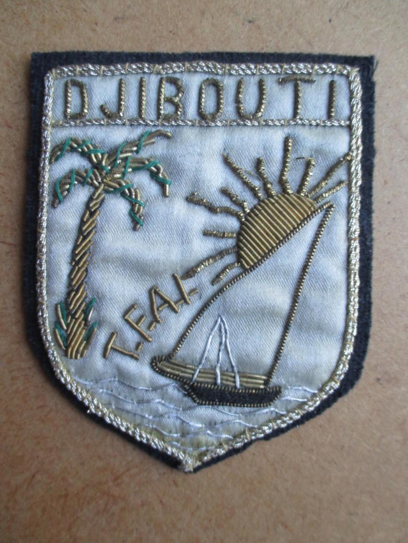 Ecusson Djibouti TFAI Img_2229