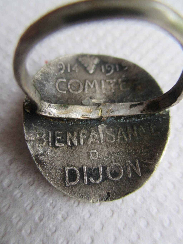 Petite bague 1914 1915 comité bienfaisant de Dijon Img_2321