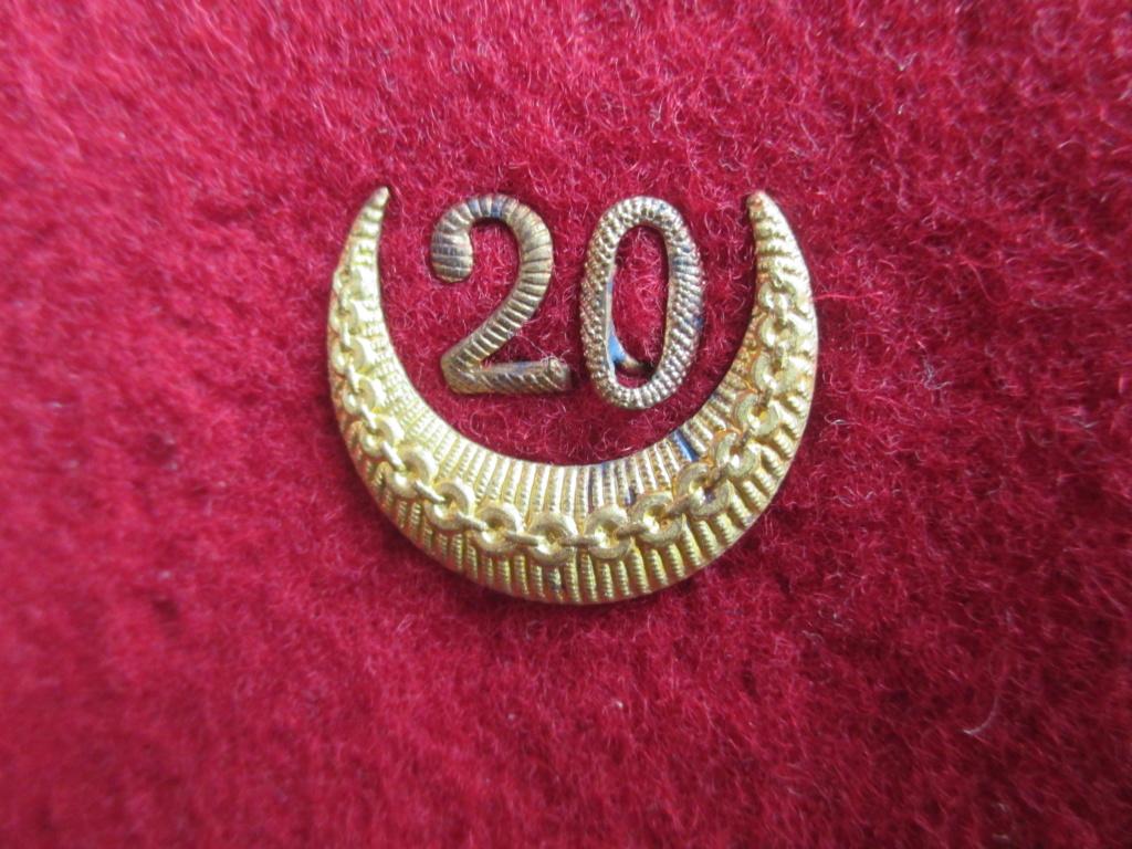 Chéchia 20 ème régiment tirailleurs Img_3217