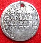 Polonia, 1/2 Grossus de Estanislao II Augusto (1764-1795) Sigism10