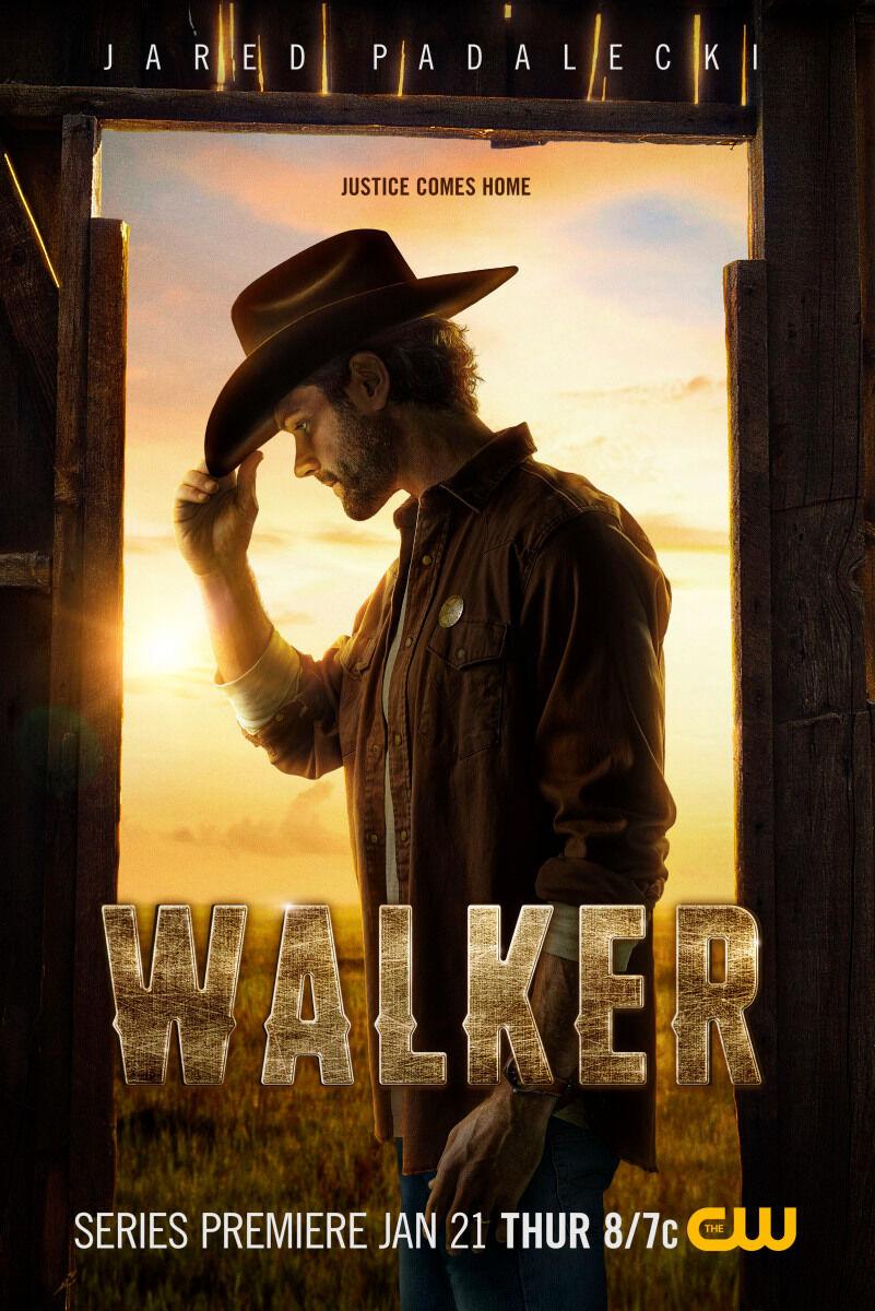 Walker Texas Ranger 2021 avec Jared Padalecki Walker10