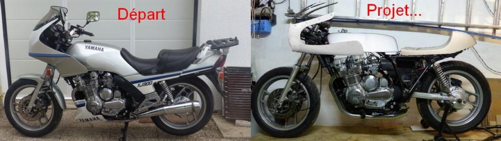 YAM 900 XJ 90012