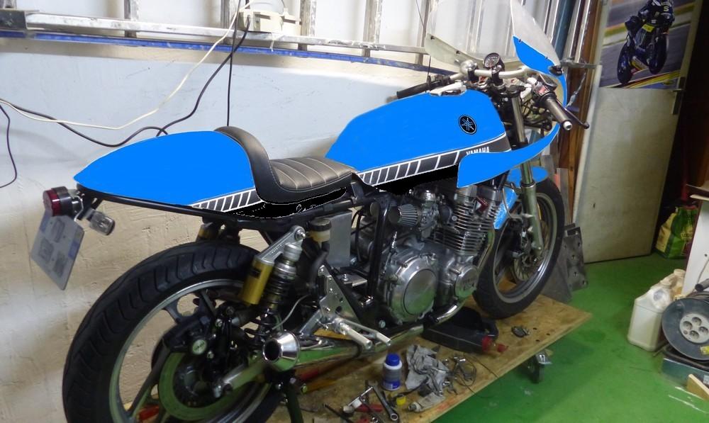YAM 900 XJ Test310