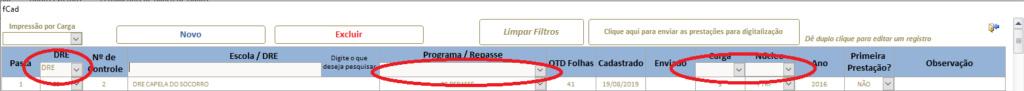 """[Resolvido]Verificar se uma """"caixa de combinação"""" (combobox) foi clicada Combos10"""