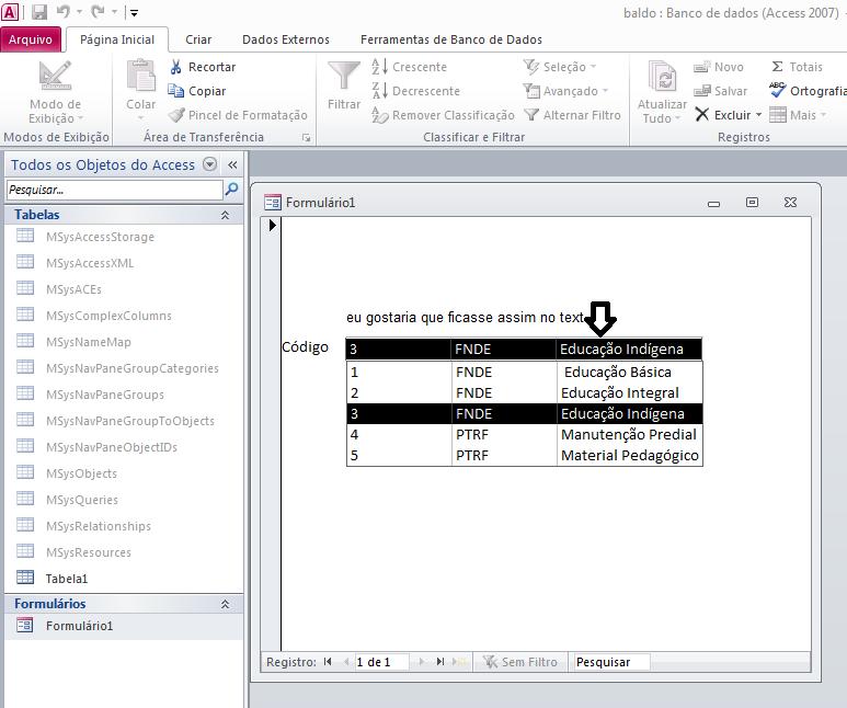[Resolvido]concatenar várias colunas do combobox e colocar no text desse mesmo combo. Sem_tz10