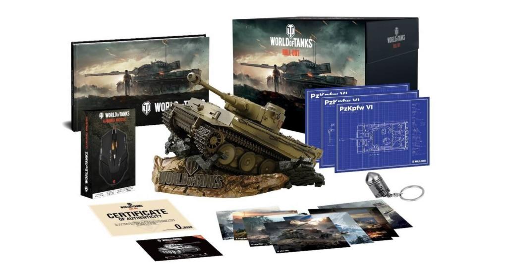 World of tanks edición coleccionista  World-10
