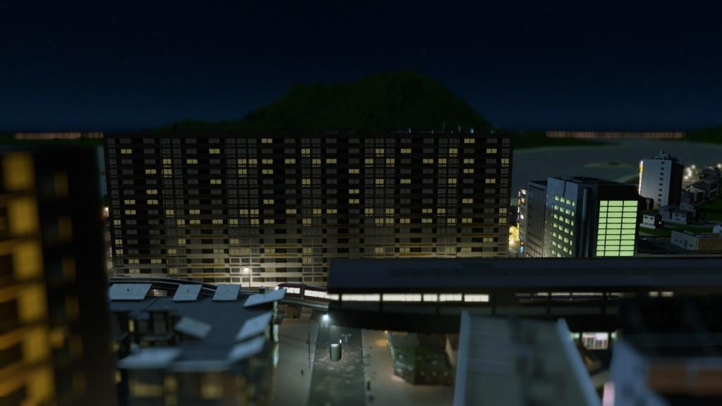 La moitié  de mes immeubles ne font plus de lumière 20200610