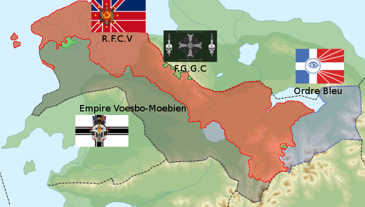 En Voesbiannie/Во Воесбяний - Page 3 Guerre10