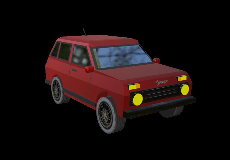 Lisa automobile Voitur10