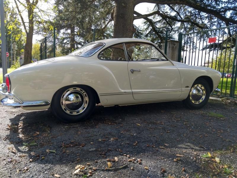 Karmann Ghia coupé 1965 32510