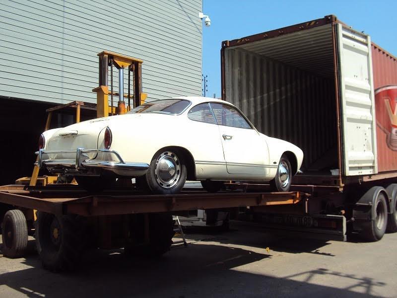 Karmann Ghia coupé 1965 4010
