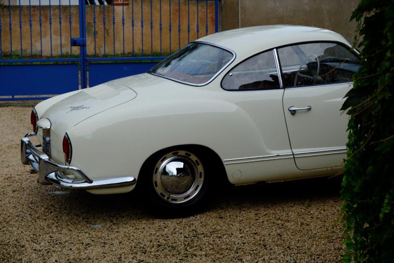Karmann Ghia coupé 1965 7810