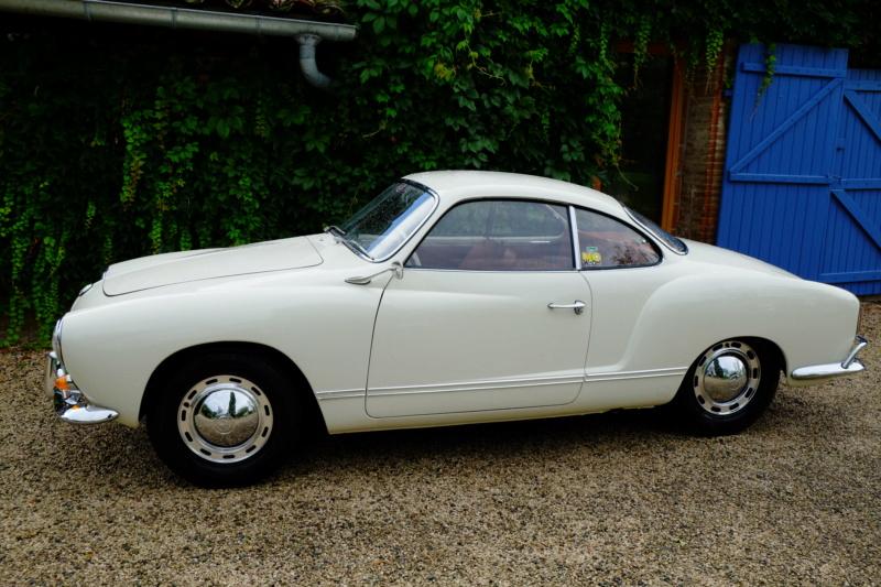 Karmann Ghia coupé 1965 8412
