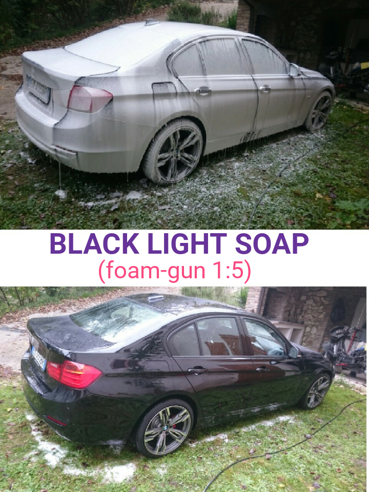 Shampoo foam che esalti il gloss Black_11