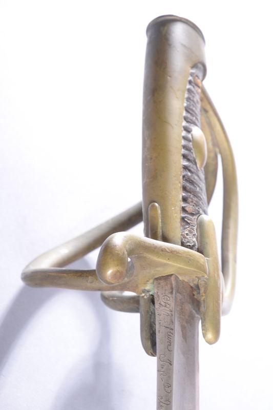 Sabre de cavalerie légère modèle anXI 00912