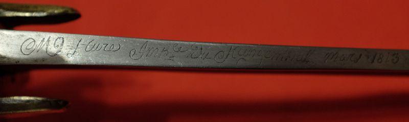 Sabre de cavalerie légère modèle an XI An_xi_10