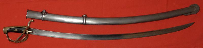 Sabre de cavalerie légère modèle an XI An_xi_11