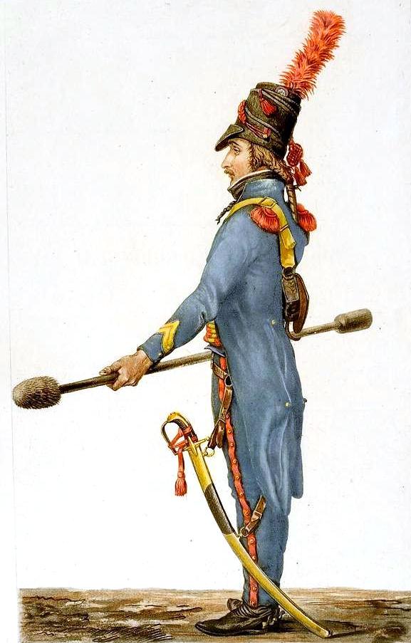 Quelques observations sur le sabre de hussard modèle 1777 Artill11
