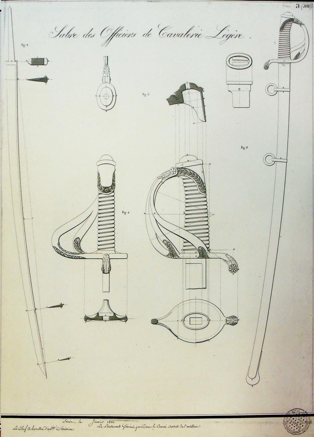 Sabre de cavalerie légère 1816 Cav_lz11
