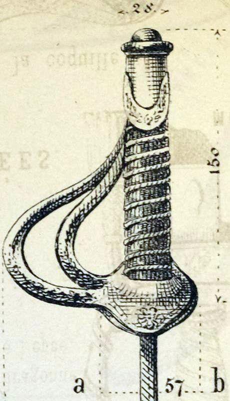 Décoration des sabres d'officier modèles 1822, 1854, 1855, 1882 et 1822-99 - Page 3 Dscf2910