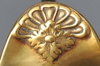 Décoration des sabres d'officier modèles 1822, 1854, 1855, 1882 et 1822-99 Treuil11