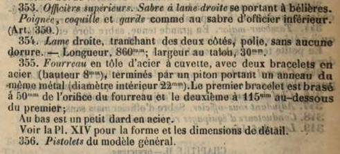 Sabre d'officier supérieur d'infanterie modèle 1845 - Page 3 Wasser10