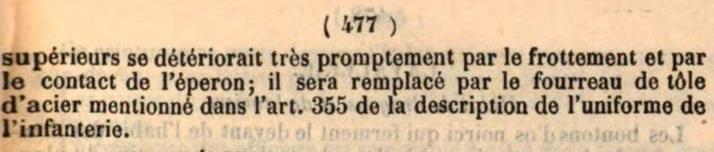 Sabre d'officier supérieur d'infanterie modèle 1845 - Page 3 Wasser13