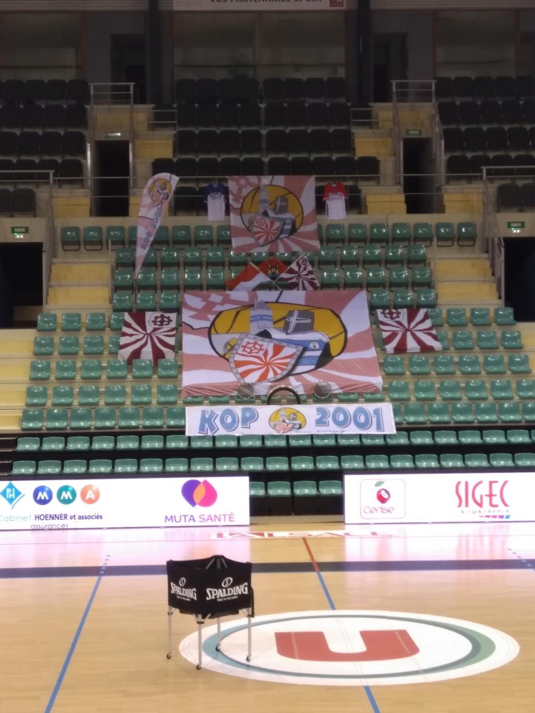 [J.08] Mulhouse BA (6ème) - C'Chartres Basket (2ème) : 91 - 101 16104710