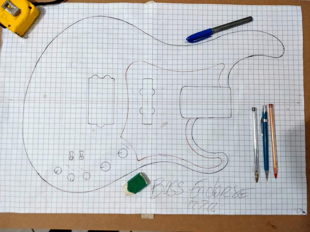 Baixo Canisso Raimundos By luthier Clayton Oliveira Bass_c10