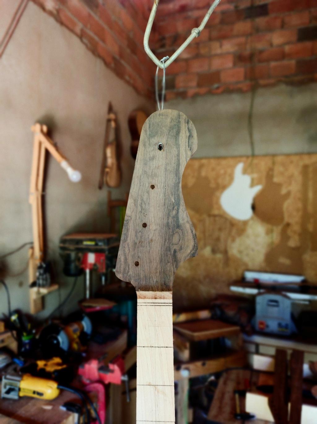 Baixo Canisso Raimundos By luthier Clayton Oliveira Img_2052