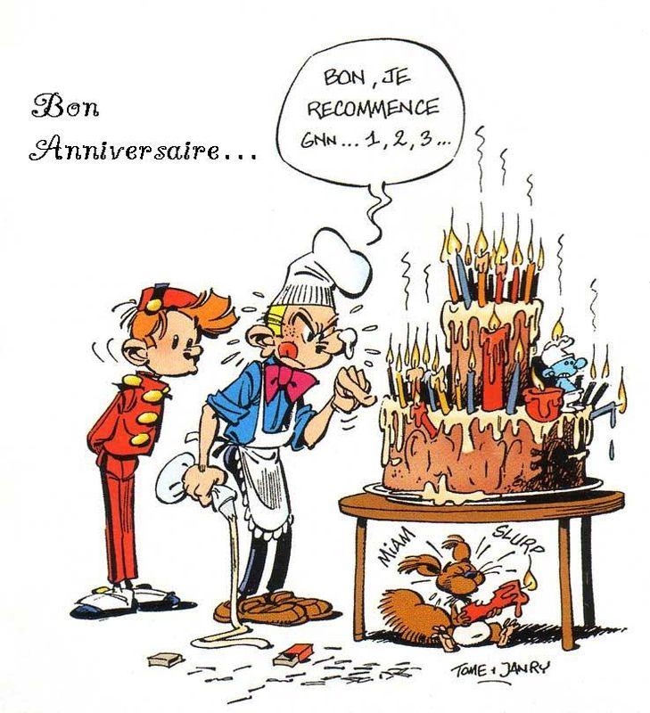 Un bon anniversaire à Pierre Fourneau. 52311720