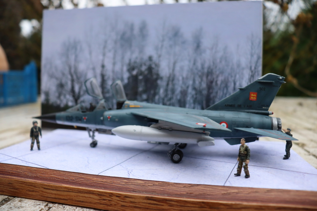 Mirage F1 B NORMANDIE NIEMEN ( special hobby 1/72) fini p4 - Page 4 Img_0230