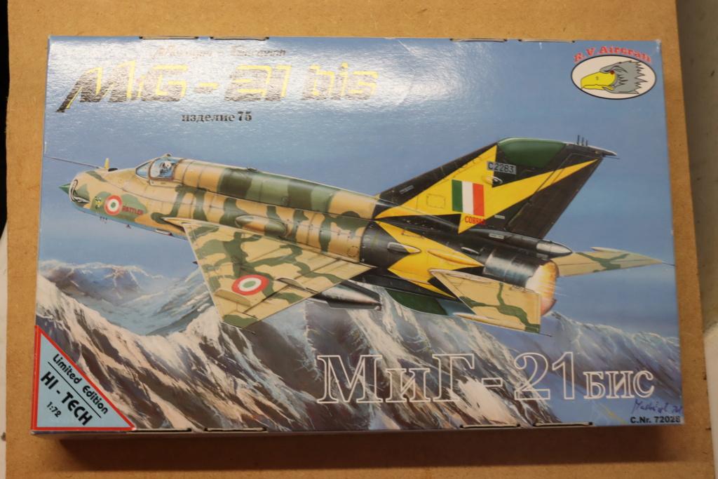 MIG 21 Bis India Air Force (RV aircraft au 1/72)  Img_0330