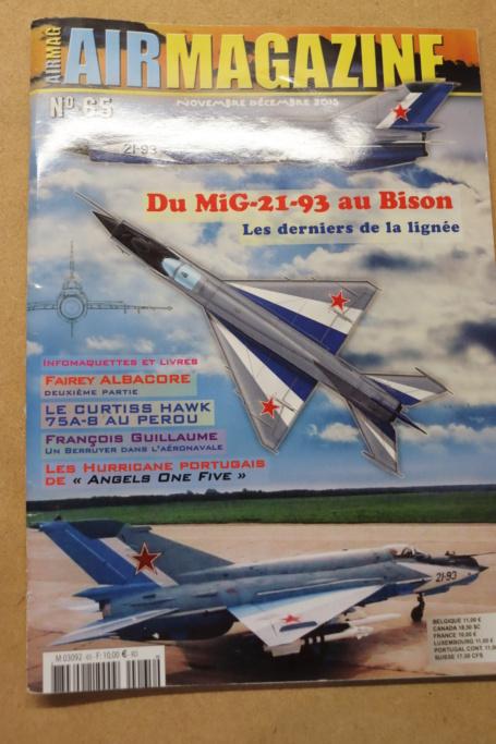 MIG 21 Bis India Air Force (RV aircraft au 1/72)  Img_0345