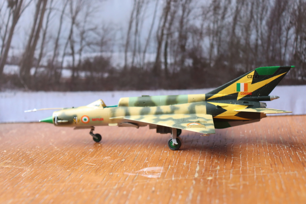 MIG 21 Bis India Air Force (RV aircraft au 1/72)  - Page 5 Img_0427