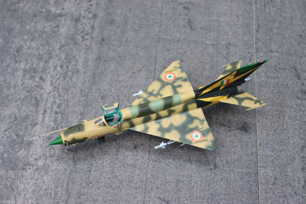 MIG 21 Bis India Air Force (RV aircraft au 1/72)  - Page 5 Img_0438