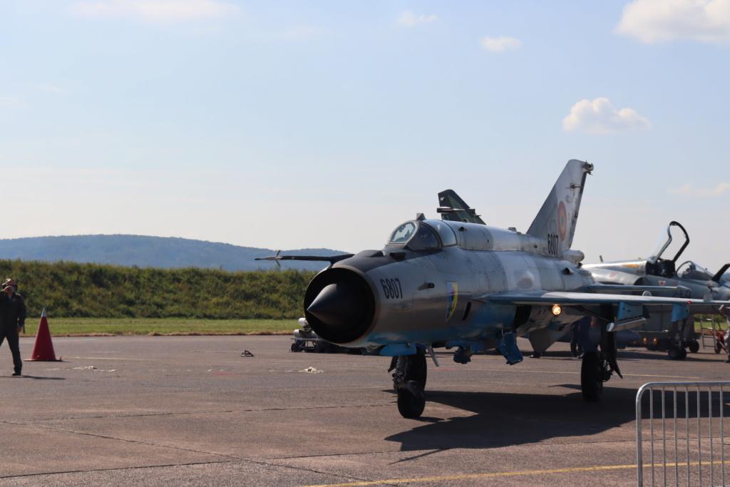 Meeting aérien portes ouvertes Base aérienne de LUXEUIL ( 70) 18/19/09/21(mise à jour du 28/09/21) Img_1413
